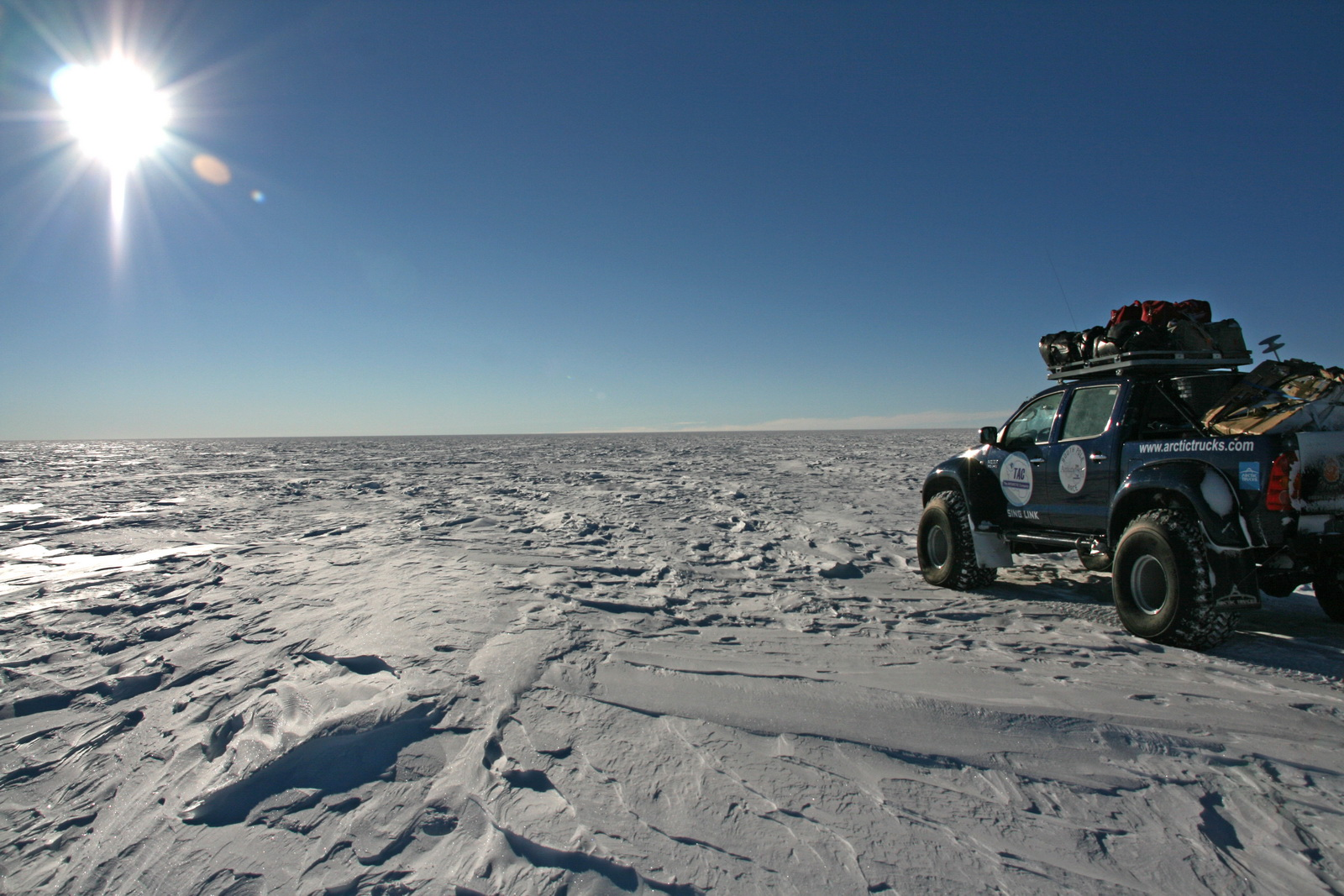 2010 Hilux South Pole 07