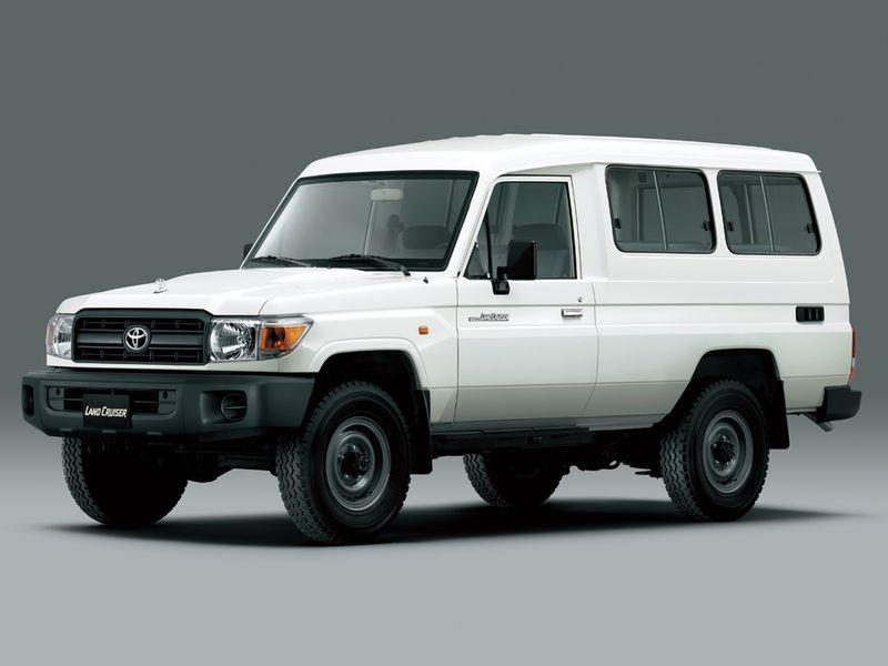 - Land Cruiser 78