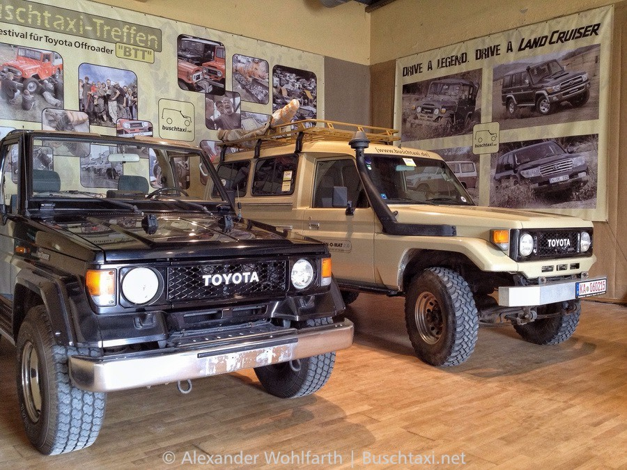 - Land Cruiser Bundera LJ73 - BJ75