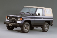 02 Land Cruiser 70 Series 1984
