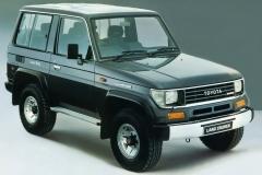 03 Land Cruiser 70 Series 1990