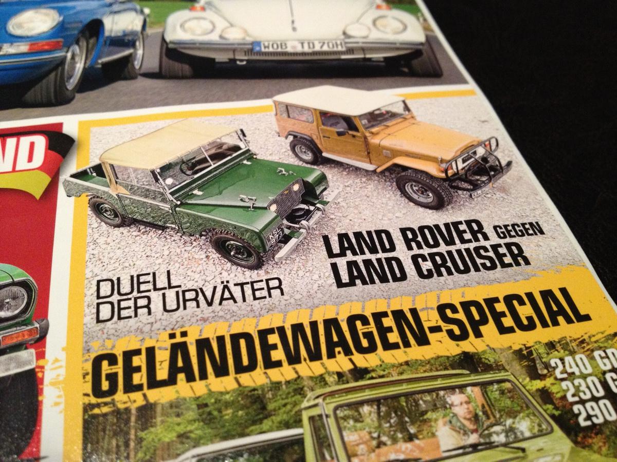Auto Zeitung classiccars 2