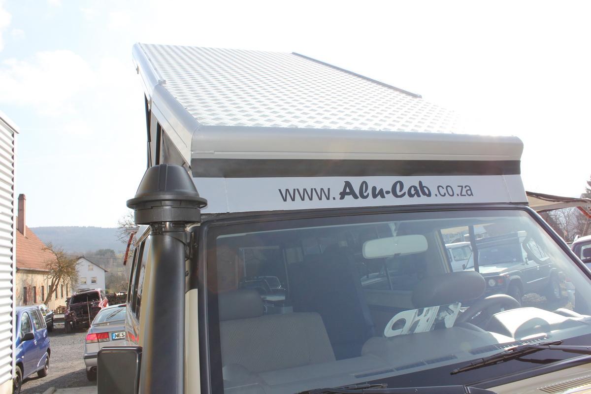 Buschmechanik Alu Cab 2
