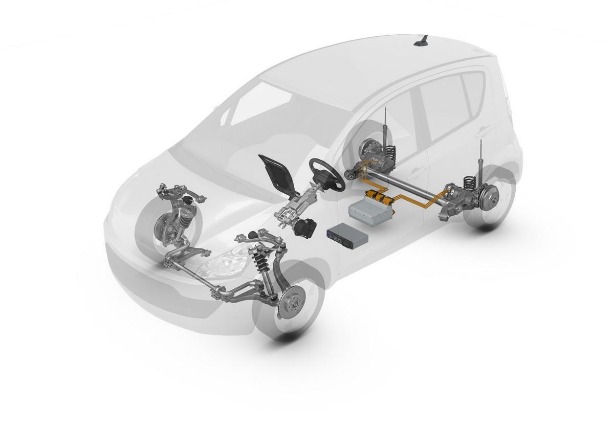 ZF Advanced Urban Vehicle 7