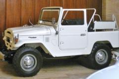 Papamobil FJ40 1976-1980