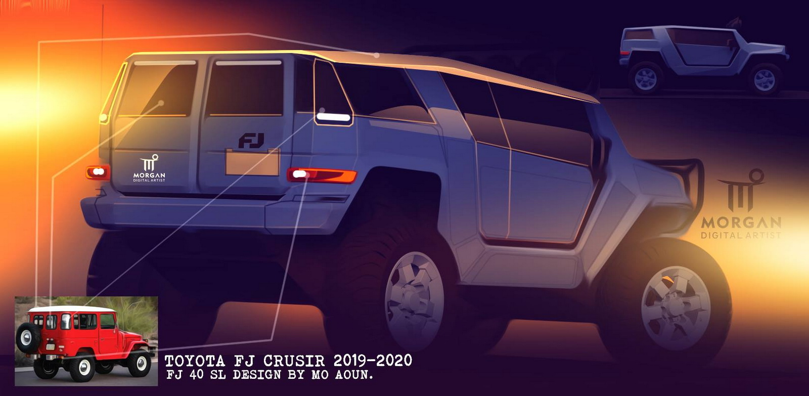 We Need To Get Back The U In Suv Mohammed Aoun And His Fog Light Switch Page 2 Toyota Fj Cruiser Forum 4 48