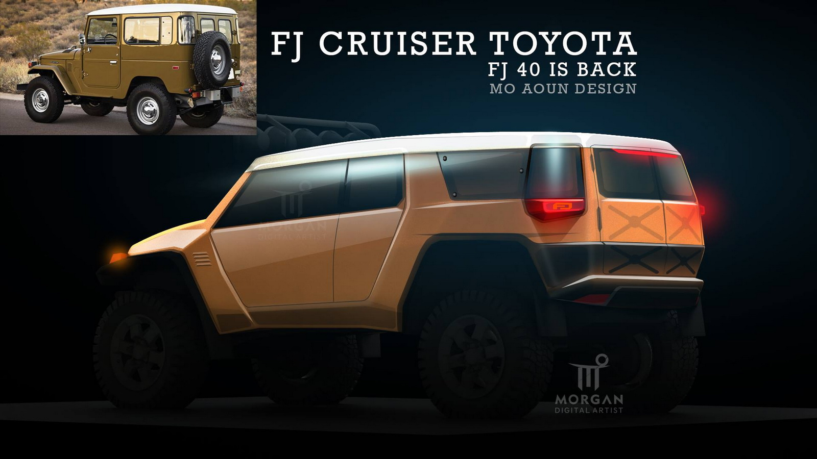 We Need To Get Back The U In Suv Mohammed Aoun And His Toyota Mega Cruiser Usa Moaoun 04