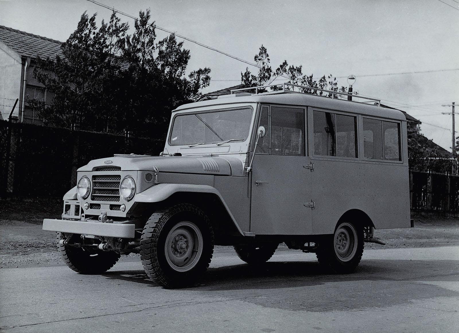 Land Cruiser 20 3