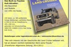 Flyer Legende Land Cruiser v Deutsch - 800