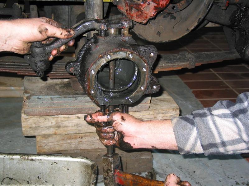 Wollis Achsenworkshop 2-09-1