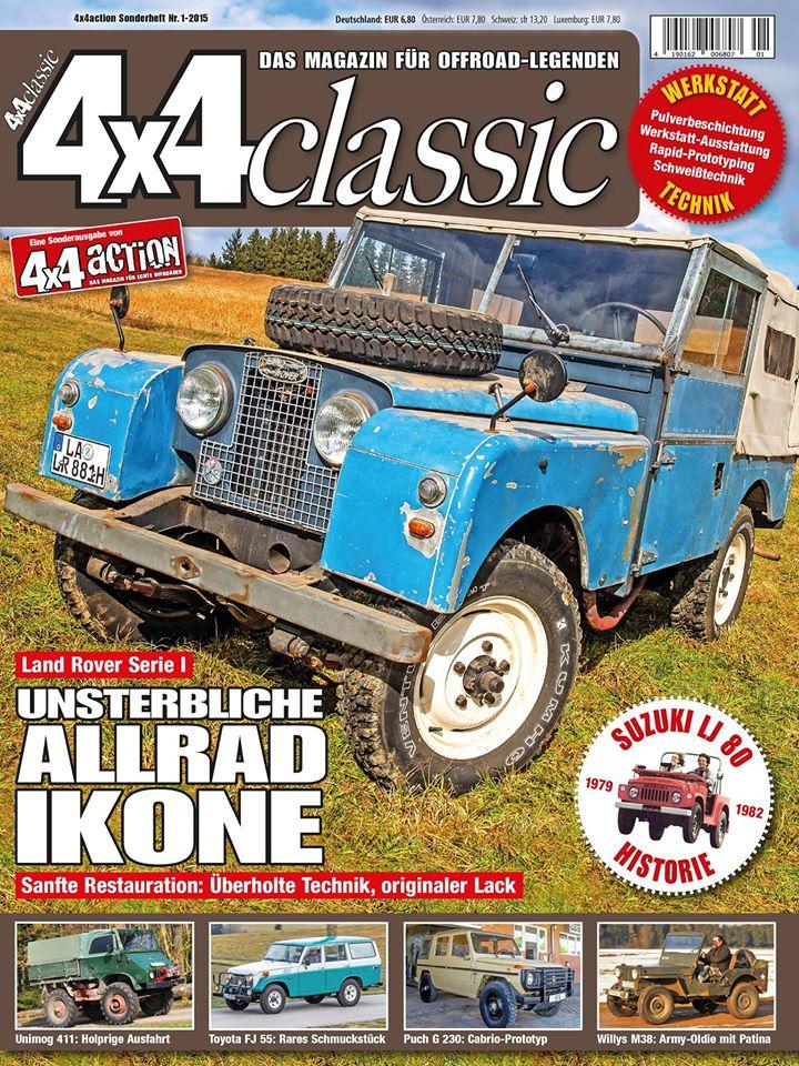 4x4 Classic
