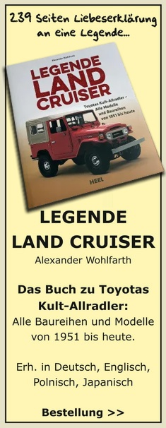 Legende Land Cruiser - The Land Cruiser Legend