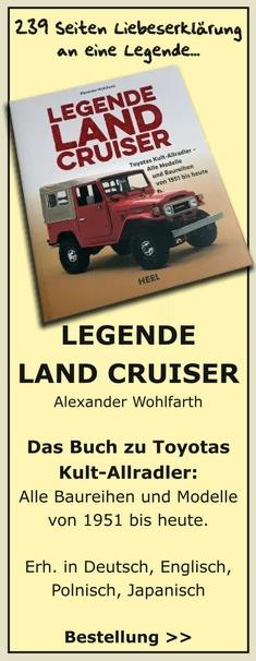 Legende Land Cruiser - The Land Cruiser Legend