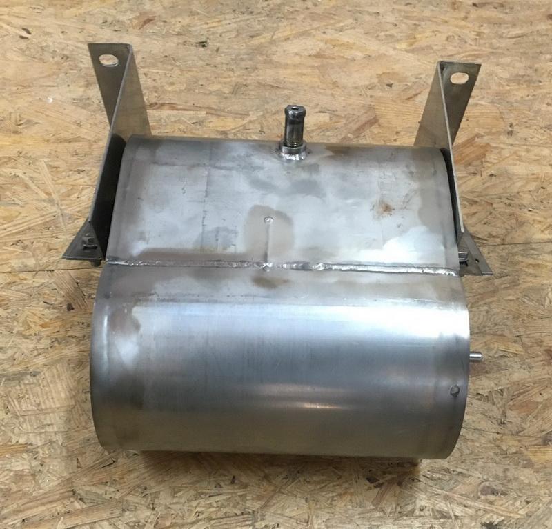 Diebo Bremsunterdruck-Behälter