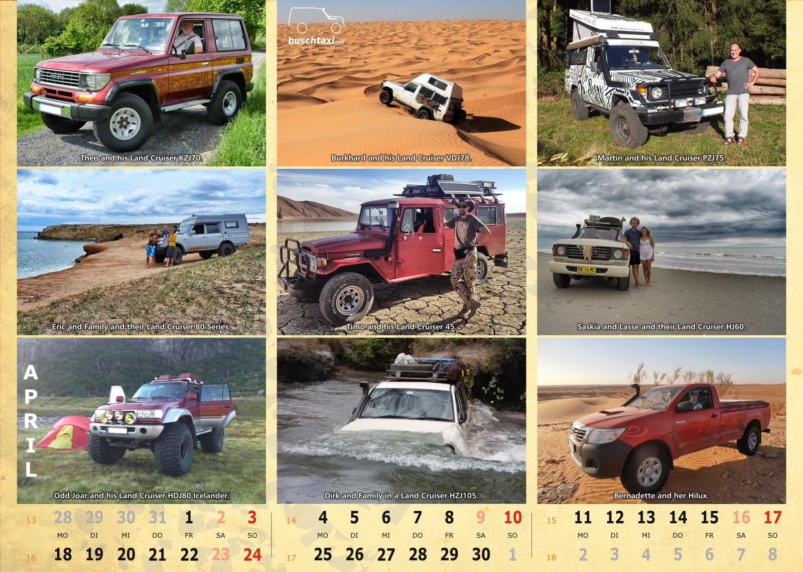 Buschtaxi-Kalender 2016-04