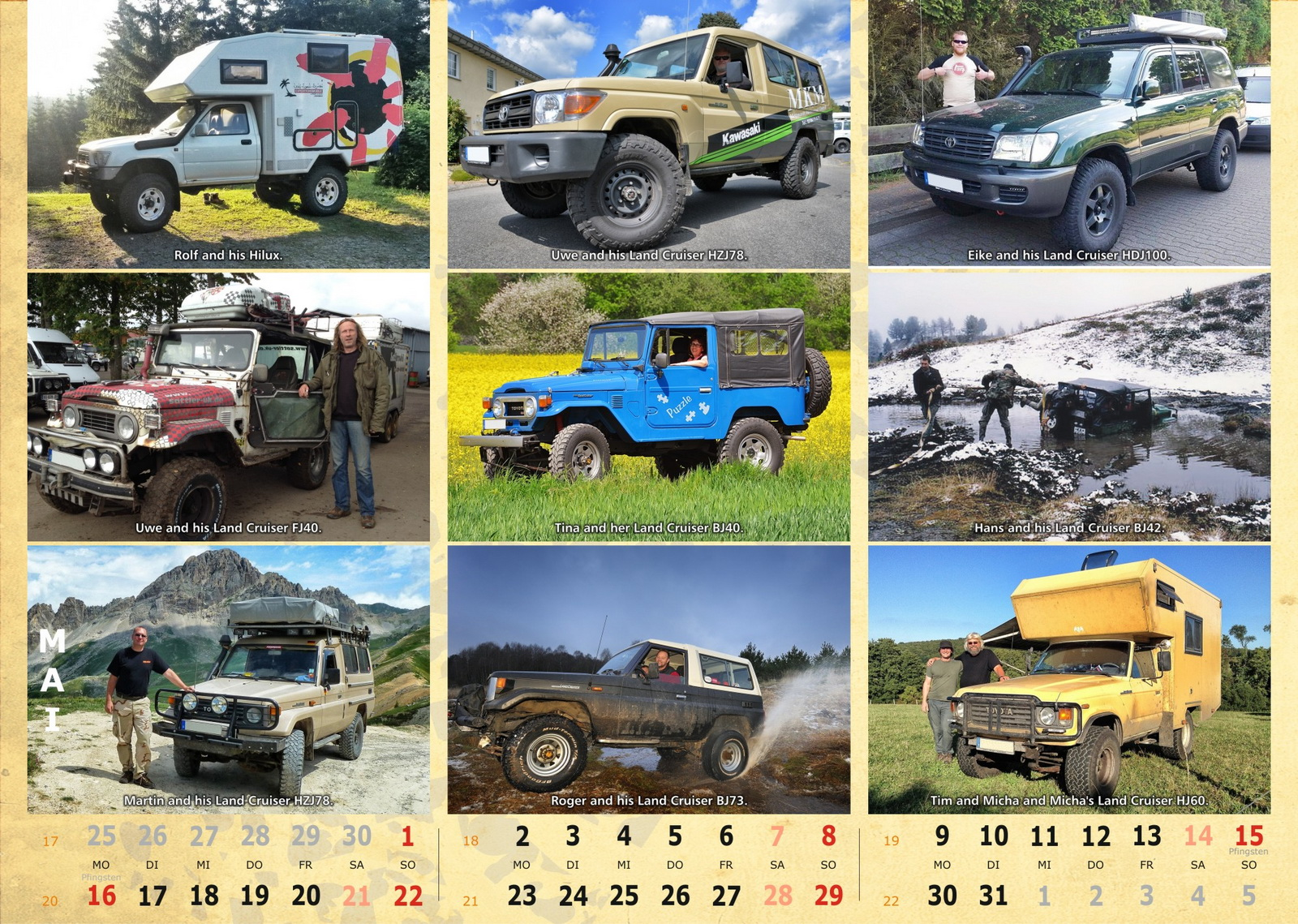 Buschtaxi-Kalender 2016-05