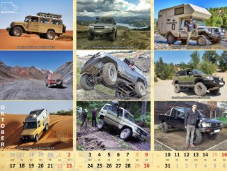 Buschtaxi-Kalender 2016-10