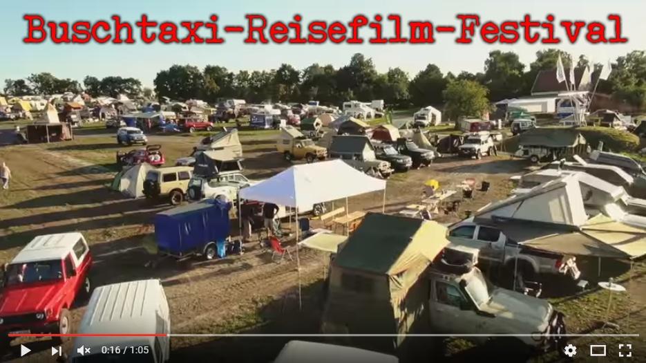 Buschtaxi-Reisefilm-Festival