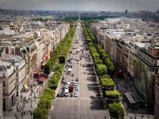Champs-Élysées - Bild: ampnet