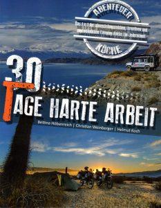 2016-08-19 Buch 30 Tage harte Arbeit