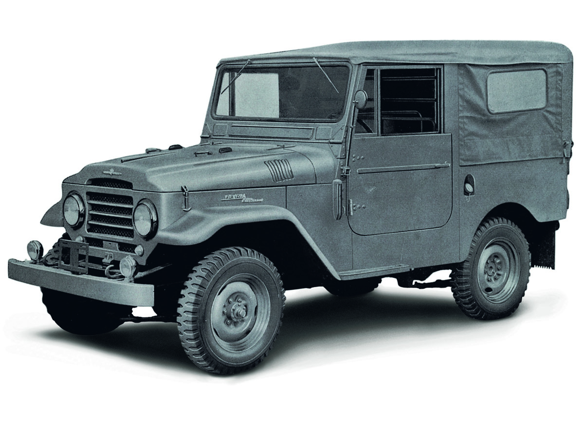 Land Cruiser 20 Series