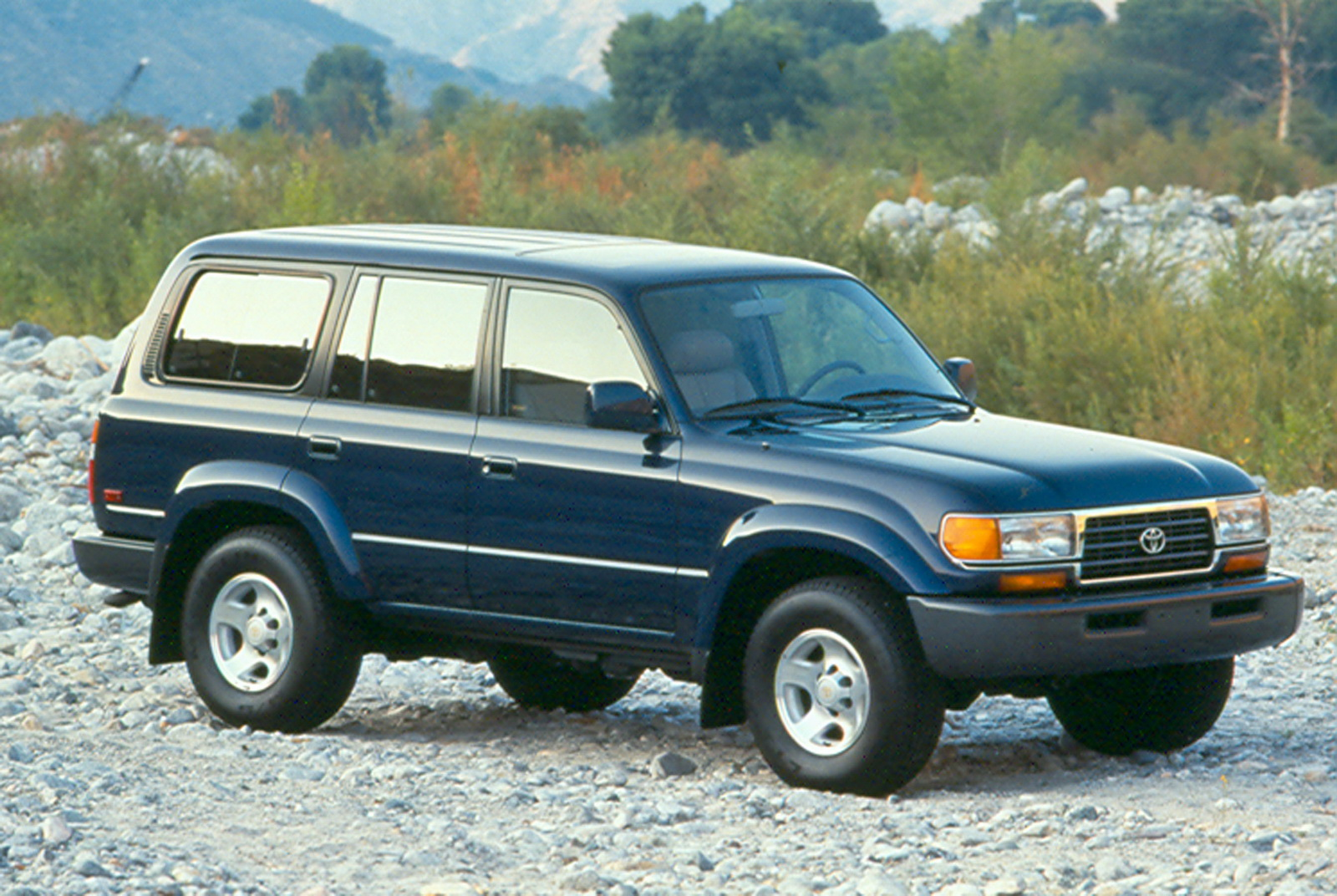 Land Cruiser 80 Series