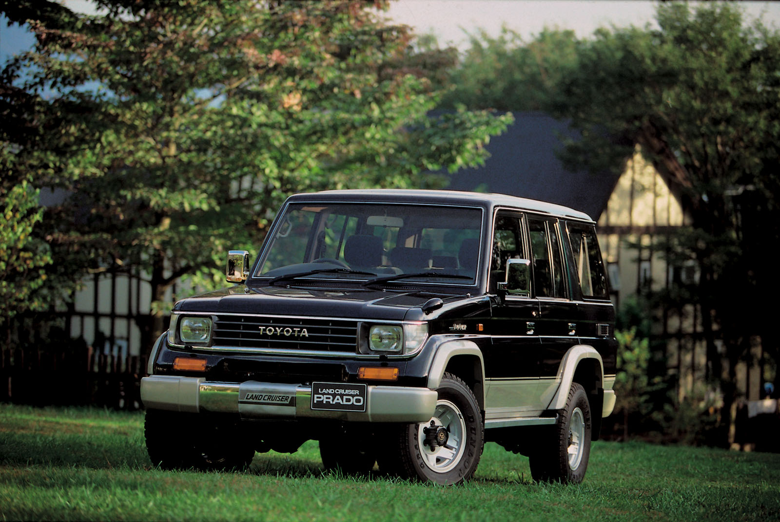 Land Cruiser 70 Series Light Duty / Prado